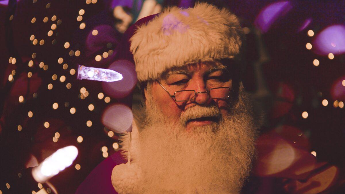 La Historia de Santa Claus o Papá Noel