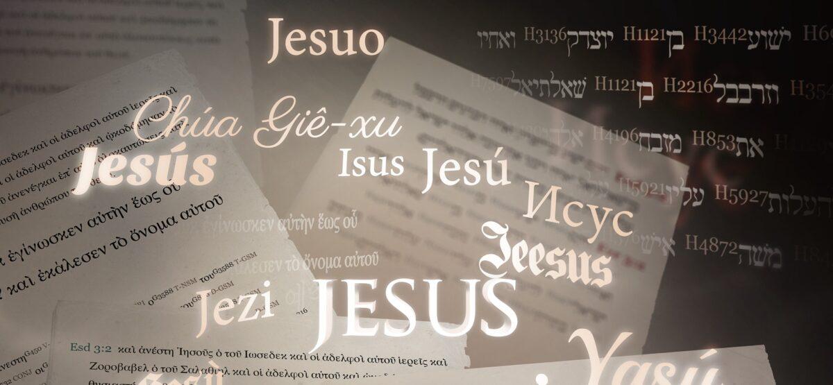 El único camino a la salvación, Jesús.