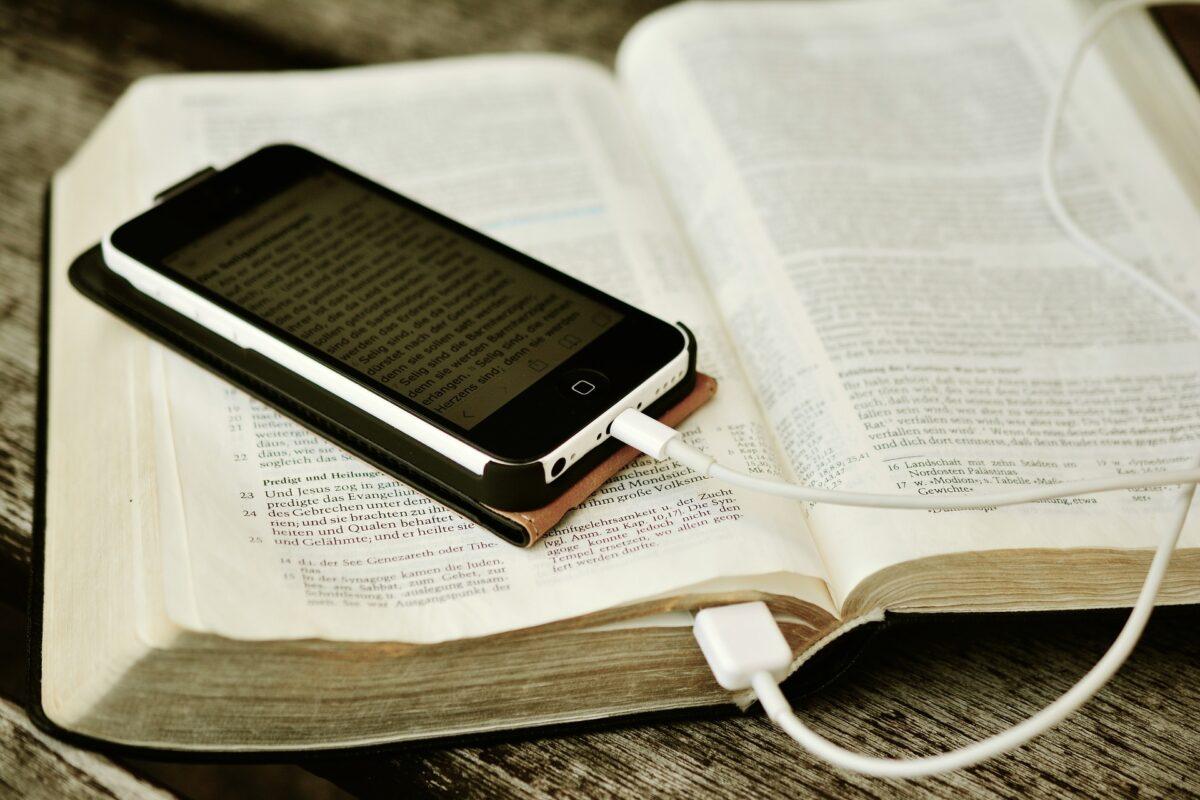 El impacto de las escrituras en nuestras vidas.